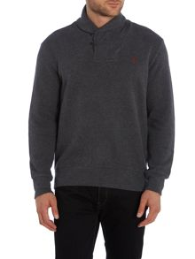 Polo Ralph Lauren Shawl Neck Jumper