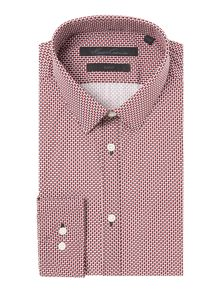 Kenneth Cole Kion Geo Print Shirt