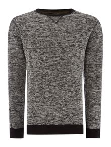 Marl Crew Neck Long Sleeve Jumper