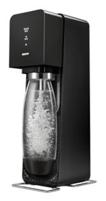 Source Black Sparkling Water Maker