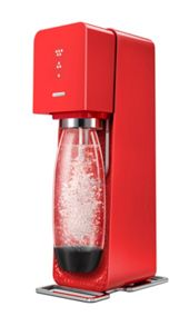 Sodastream Source Red Sparkling Water Maker
