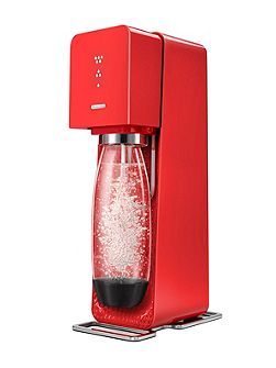 Source Red Sparkling Water Maker