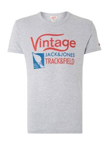 Jack & Jones Vintage Retro Short Sleeve T-shirt