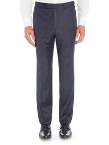 Navy Semi Plain Trousers