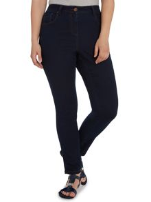 Indigo super stretch jeans