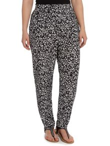 Live Unlimited for Evans print trousers