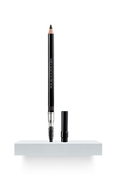 Dior Powder Eyebrow Pencil with a Brush and Sharpener