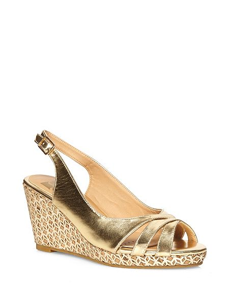 Find great deals on eBay for Wide Fit Gold Shoes in Women's Clothing, Shoes and Heels. Shop with confidence.