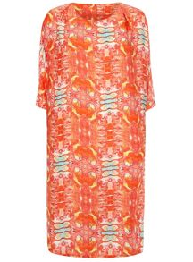 Plus Size Lulu Lui Printed Tunic