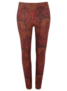 Evans Live Unlimited Printed Trousers