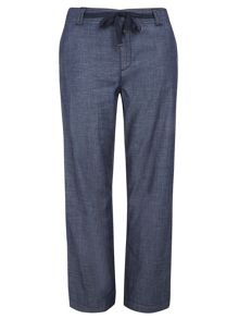 Evans Chambray Trousers