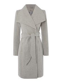 Vero Moda Long Sleeved Wrap Coat