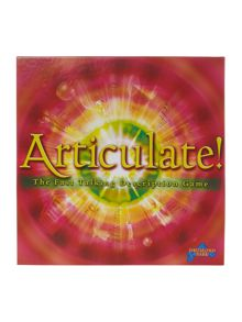 Drumond Park Articulate Board Game