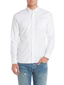Regular fit 1 pocket shirt