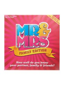 Esdevium Mr & mrs game