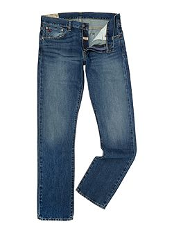 Varick Slim-Fit Straight-Leg Jeans