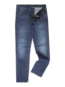 Line 8 511 indigo vintage worn slim fit