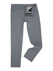 Levi's Line 8 511 grey rigid slim fit jean