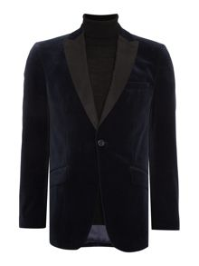 Simon Carter Velvet Jacket