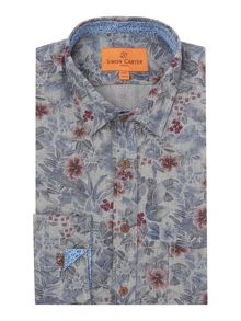 Simon Carter Print Shirt