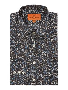 Flower Fruit Liberty Shirt