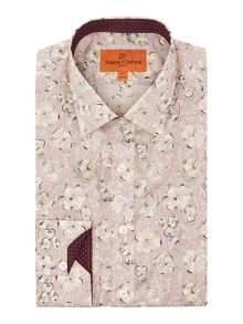 Line Flower Liberty Shirt