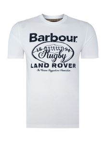 Barbour Rugby Rugger Tee