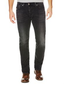 Diesel Darron 669F Tapered Fit Stretch Jeans