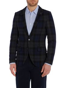 Scotch & Soda Classic woollen blazer
