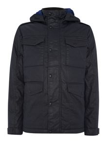 4 pocket field jacket
