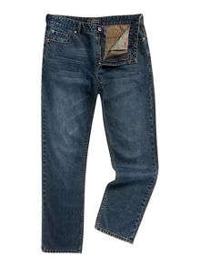 Belmont Indigo Wash Denim Jeans
