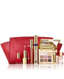 The Ready In Red Makeup Collection
