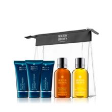 Molton Brown Men`s Travel Luxuries Set