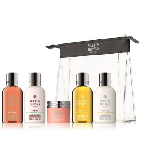Molton Brown Women`s Travel Luxuries Set