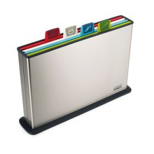 Joseph Joseph Index Steel Chopping Board Set - Multicolour