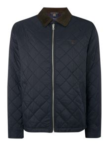 Quilted Windcheater