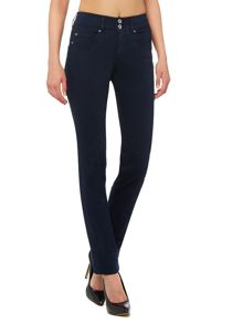 Salsa Secret push in slim jean in navy