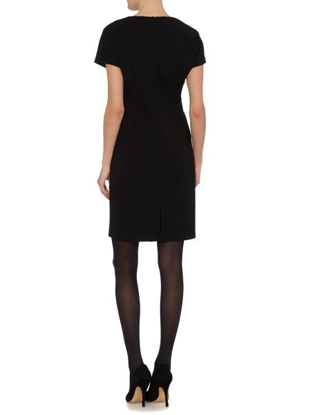 Ellen Tracy High desity fitted sheath dress