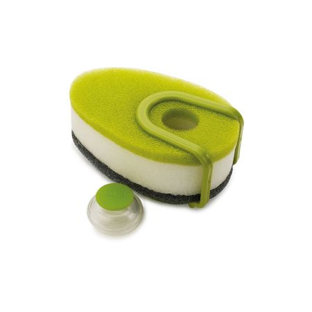 Joseph Joseph Soapy-Sponge with Soap-Dispenser, Pack of 3