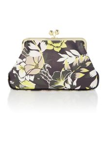 Miranda frame clutch bag