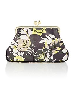 Therapy Miranda frame clutch bag