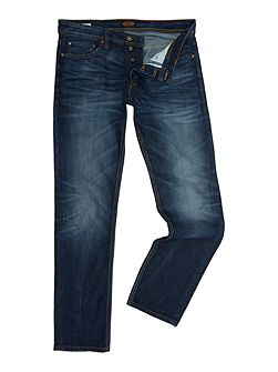 Mike Comfort Tapered Jeans