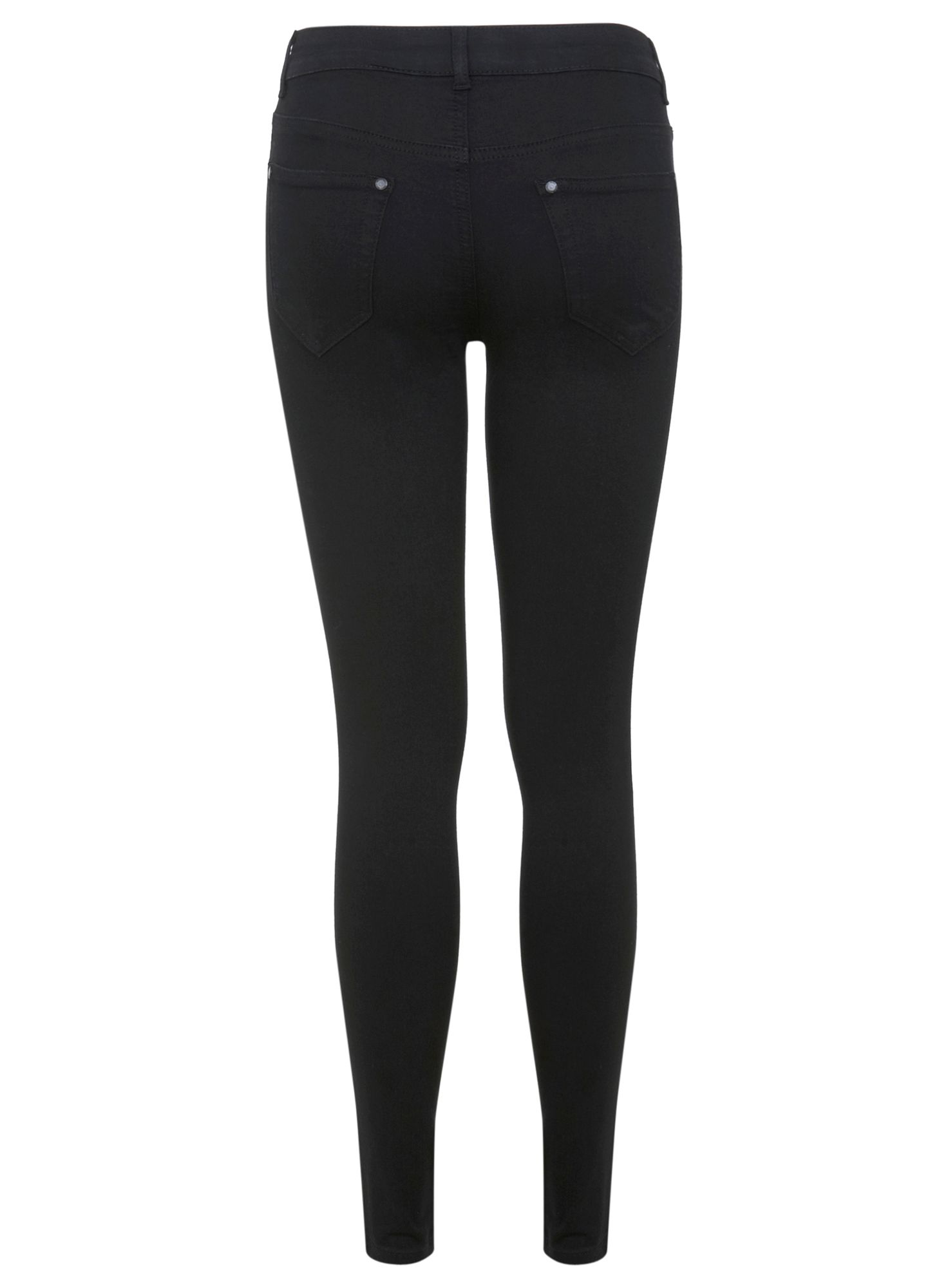 Reg black ultra soft jean