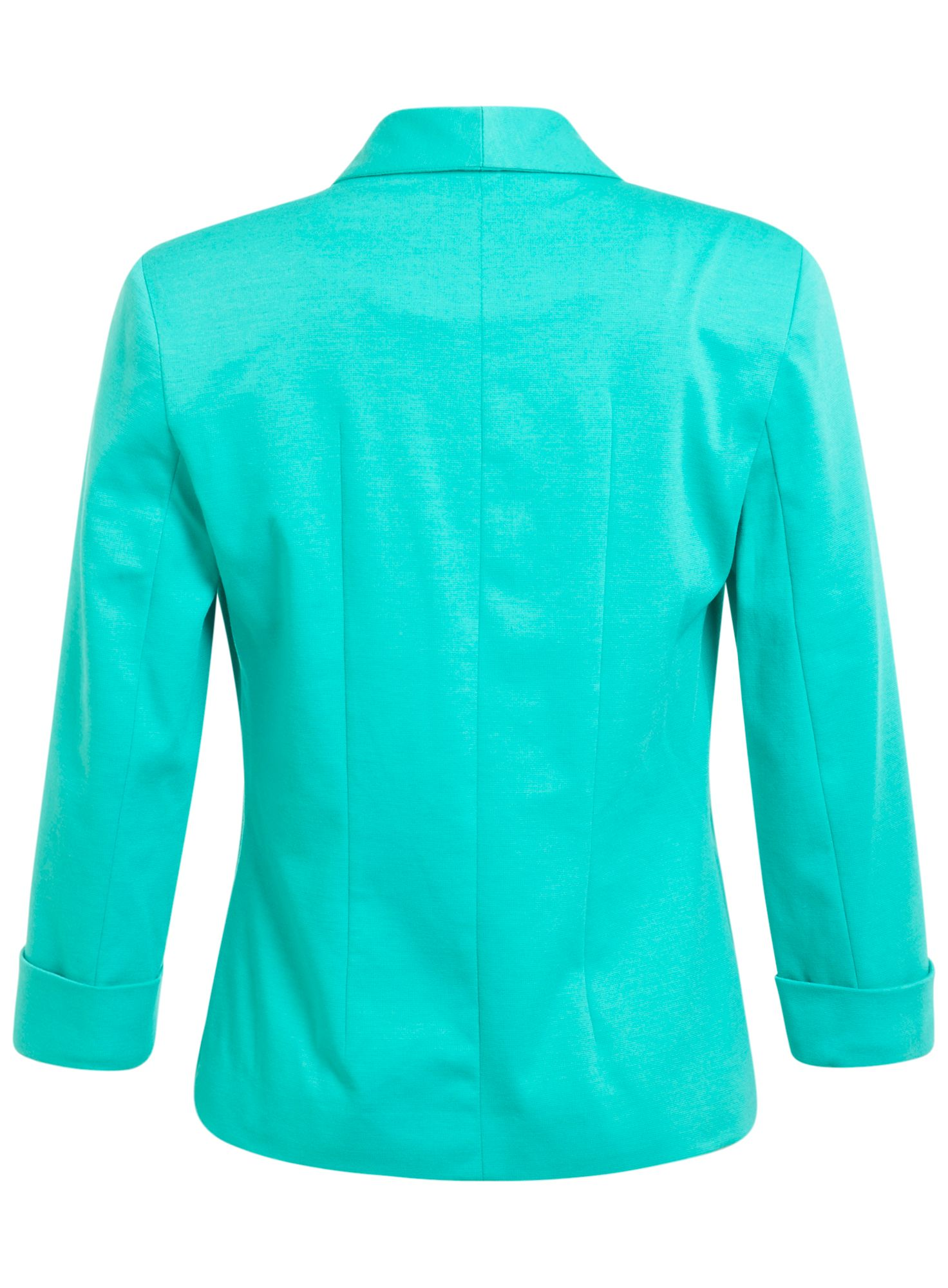 Spearmint ponte jacket