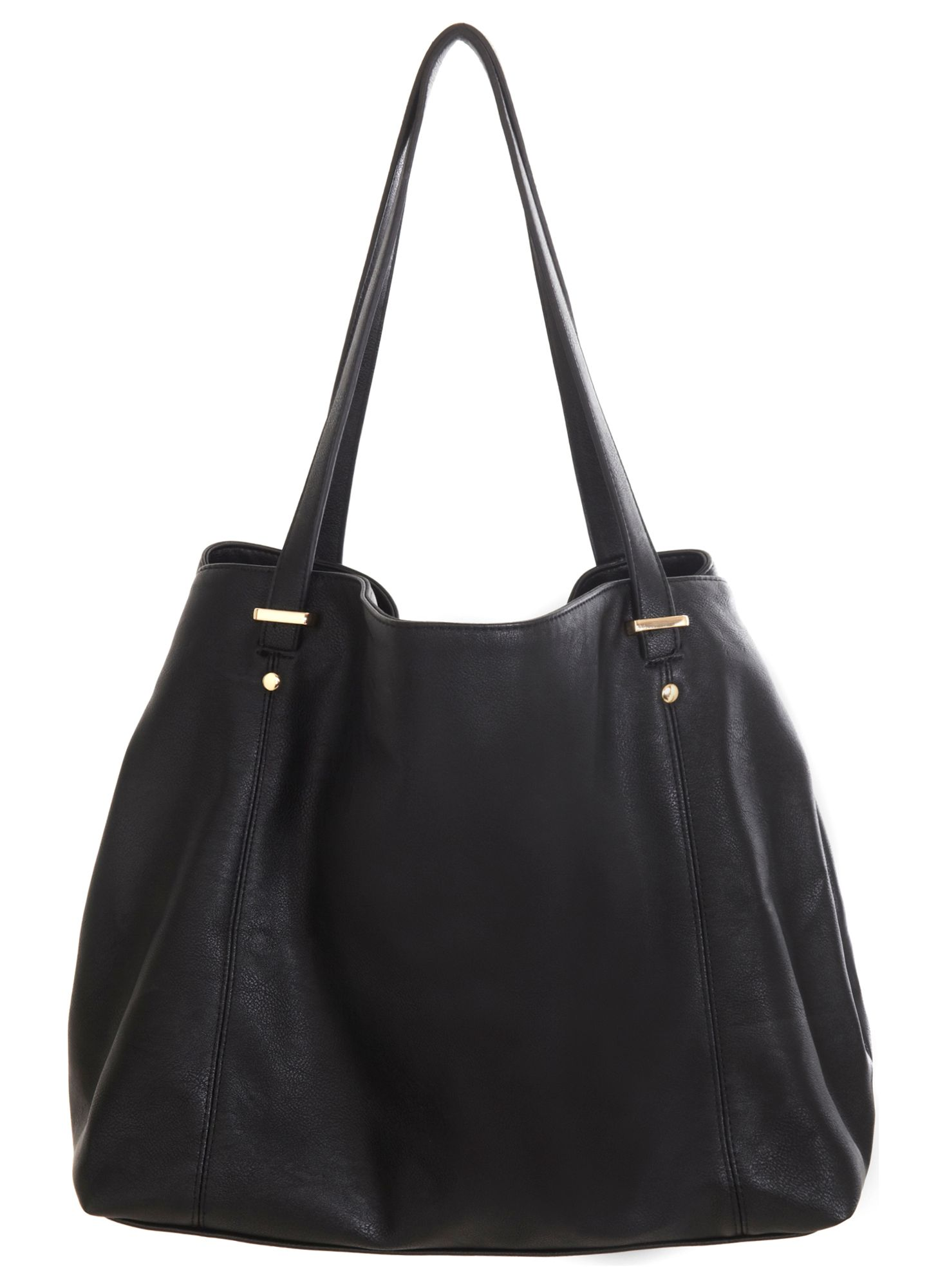 Slouchy shopper bag