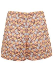 Miss Selfridge Petites Ditsy Jacquard Short