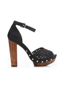 FRANCISCO Black Sandal