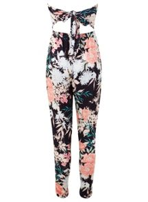 Tropical Floral Jumpsuit