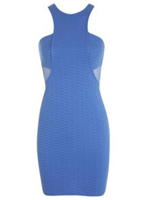 Petites Blue Bodycon Dress