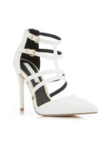 Giselle Caged Court Shoe